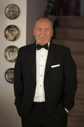 Father of bride smiling in tuxedo.  #torontoweddingphotography #torontoweddingvideography #weddingphotography #torontoweddings #torontowedding #culturalwedding #torontophotographer #torontovideographer #weddingvideography #torontobride