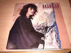 LAURA-BRANIGAN-Signed-Autographed-SELF-CONTROL-Album-LP