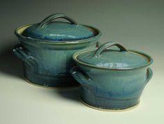 Interlude Pottery - Casserole Dishes
