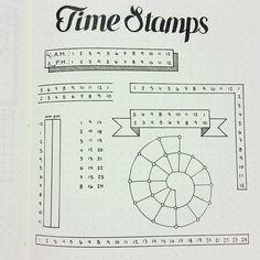 Prentresultaat vir bullet journal stamps