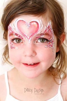 Some Awesome Face-Paintings by a Mom From New Zealand.