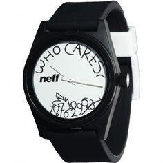 Time flies when you're having FUN!  Neff Daily Watch #neff #watches