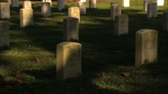 Civil War Cemetery Stock Video Footage - VideoBlocks