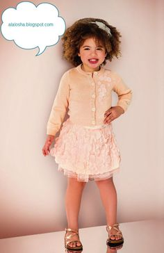 ALALOSHA: VOGUE ENFANTS: Armani Junior S/S 2013