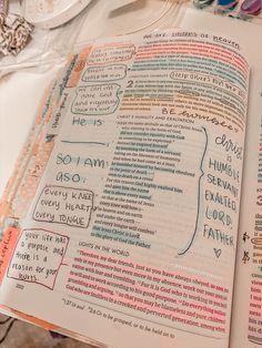 as He is, so am i insta : anniemarieplease vsco : annisonp ✨✨ please . - Charlie - as He is, so am i insta : anniemarieplease vsco : annisonp ✨✨ please ask before repostin - Bible Study Notebook, Bible Study Journal, Scripture Study, Bible Art, Cute Bibles, Bibel Journal, Bible Doodling, Bible Notes, Bible Encouragement