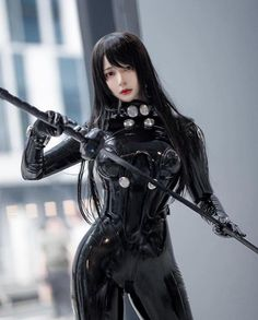 Shiny cosplay by Takomayuyi. Latex Cosplay, Amazing Cosplay, Best Cosplay, Female Cosplay, Asian Cosplay, Cosplay Outfits, Cosplay Girls, Cute Asian Girls, Cute Girls