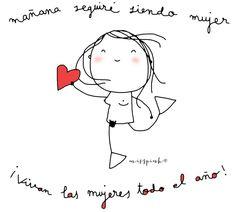 Por @misspink77  #pelaeldiente #8demarzodiainternacionaldelamujer #DíaInternacionalDeLaMujer #feliz #comic #caricatura #viñeta #graphicdesign #fun #art #ilustracion #dibujo #humor #amor #creatividad #drawing #diseño #doodle #cartoon #mujer #mujeres #women