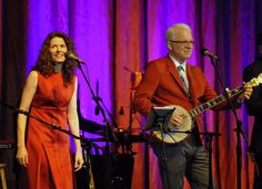 """""""Bright Star,"""" a new musical set in North Carolina in 1920s and '40s, involves hidden identities, tragedy, love lost and found and a bluegrass-style band, complete with banjo. Its creators, famed entertainer Steve Martin and veteran singer-songwriter Edie Brickell, join Jeffrey Brown to discuss collaboration and old fashioned sweetness."""