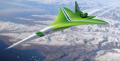 NASA To Invest In Eco-Friendly Commercial Supersonic Aircraft | SijuTech