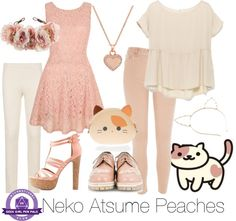 Everyday Cosplay: Neko Atsume (Peaches!) | Geek Girl Pen Pals Club #IGGPPC