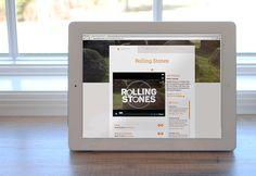 Grace Community Church website designed by fatrabbit CREATIVE.