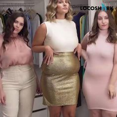 Leather Skirt, High Waisted Skirt, Curvy, Fashion Outfits, Leggings, Skirts, Clothes, Losing Weight, Kleding