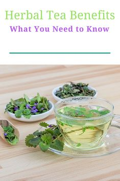 Herbal tea is a different experience from what you probably have sitting in your cupboard. I will explore herbal tea benefits along with it's possible side effects as well. Cold Home Remedies, Herbal Remedies, Natural Remedies, Teas For Headaches, Herbal Tea Benefits, Vegetables For Babies, Natural Herbs, Natural Health, Best Tea