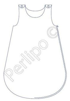 DIY-Baby-Sleeping-Bag-from-template05