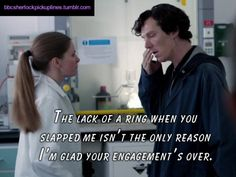 Sherlock Pick-Up Lines