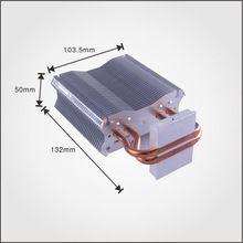 Hot! Customized CPU cooler ,aluminum heatsink copper heatpipes#heatpipe #cpucooler #aluminumheatsink