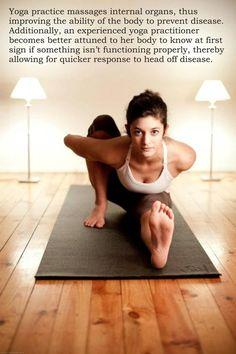 Yet another reason to love yoga #yoga #bikram #fairfax www.bikramyogafairfax.com