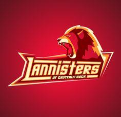 Go Lannisters! Westeros Football League by Yvan Degtyariov