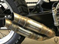 Custom DR650 tracker - TPCustom Ktm 525 Exc, Ktm Exc, Custom Tanks, Custom Bikes, Mx Bikes, Concept Motorcycles, Motocross Racing, Retro Motorcycle, Martial