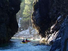 Opal Creek Oregon. One of my favs, and a magical place to paddle.