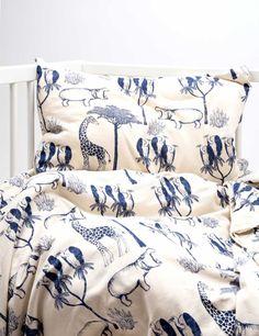 MINI RODINI HIPPO BED SET BABY @minirodini