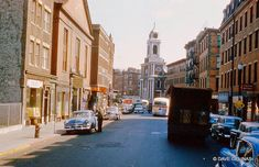 Streets of USA in the 1950s (5)