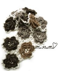 Love this scarf! Crafty, Crochet, Blog, Diy, Handmade, Inspiration, Chrochet, Hand Made, Bricolage