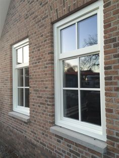 Moving windows in Deceuninck plastic brand with HVL … – Door Types Types Of Doors, Painted Floors, Floor Finishes, Window Curtains, Home And Living, Exterior, House Design, Windows, Nice