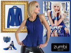 Coleção Primavera ZUMBI Blusa BLV1545 (comprar aqui:http://tinyurl.com/og6nlme ) Disponível nas lojas de Vila Nova de Gaia e São João da Madeira. Loja online http://www.zumbi.pt #newcollection #fashion #spring #trendy #trend #gifts #look #flowers #dress #top #zumbiurbanglamour #springcollection