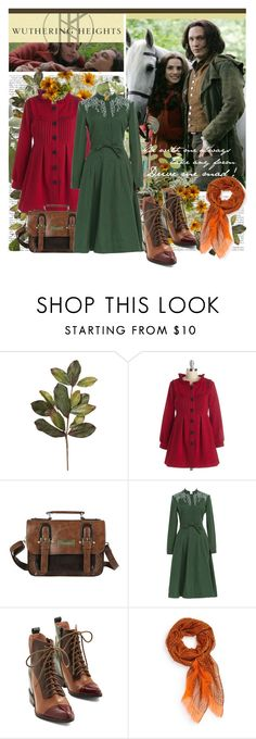 """""""Wuthering Heights"""" by kumi-chan ❤ liked on Polyvore featuring Jeffrey Campbell, MICHAEL Michael Kors and vintage"""