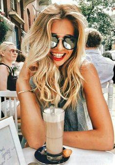 10 beste Frisuren für lange Gesichter, Beliebte Frisuren, Best-Haarschnitte-für-Lange-Gesichter Frontal Hairstyles, Permed Hairstyles, Hairstyles With Bangs, Summer Hairstyles, Cool Hairstyles, Blonde Wig, Blonde Ombre, Blonde Balayage, Easy Hair Cuts