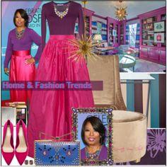 Home & Fashion Trends: W/ Maurette Brown Clark