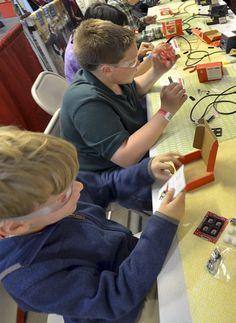 Create a school makerspace in 3 simple steps