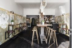 WAN INTERIORS:: The Nelson by Techne Architects in Victoria, Australia