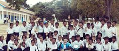 Song Jae Rim visit to Cambodia with Korea Plan in November 2014 to help impoverished children