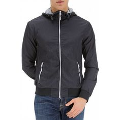Armani Jeans V6B72 Hooded Jacket From Ace Collection
