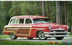 54 Mercury Monterey...Re-pin brought to you by agents of #Carinsurance at #HouseofInsurance in #Eugene/Springfield