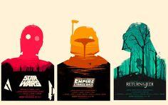 Star Wars Olly Moss