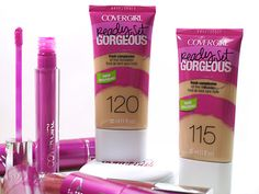 COVERGIRL Ready Set Gorgeous Fresh Complexion Foundation