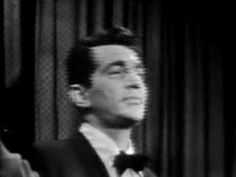 """Dean Martin - """"Memories Are Made Of This"""" (live, c. 1955). I believe that's The Easy Riders - Terry Gilkyson, Richard Dehr, and Frank Miller, composers of the song - playing and singing along with Dean."""