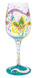 Lolita wine glasses: Lolita wine glasses are the best for girly taste.