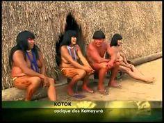 """unseen tribal life """"TRIBO KAMAYURÁ _ RITUAL DE PASSAGEM PARA"""