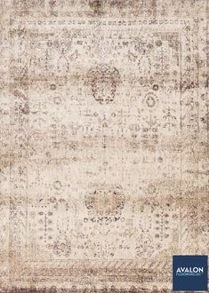 Anastasia Area Rug in shown Ivory/Multi | 5'3x7'8 $419 | Also available in 6'7x9'2, 7'10x10'10, 5'3 Round & 7'10 Round | #arearugs #rugs #arearug