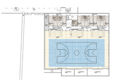 Galeria de Centro Esportivo Blue Box / Hofrichter-Ritter Architekten - 22
