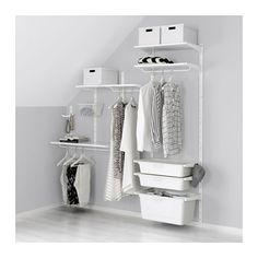 ALGOT Wandschiene/Böden/Box - IKEA
