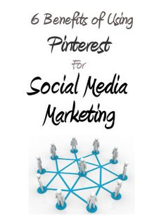 In terms of social media marketing, Pinterest helps you expand the reach of your business to potential customers you might not engage otherwise. Here are a few ways you can benefit from using Pinterest for social media marketing.