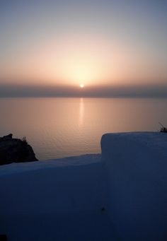 Oia Sunset -Renee