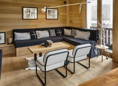 Modern Ski Resort Apartment - Megève, France