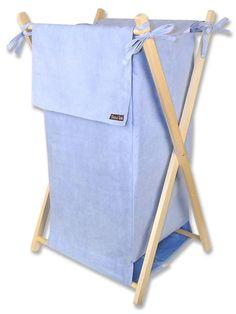 Trend Lab Surfs Up Laundry Hamper - 21541
