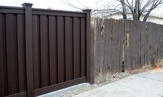 Wood Alternative Fencing Trex Fencing The Composite Alternative in dimensions 3648 X 2424 Wood Vs Plastic Privacy Fence - Your weapon is presently Natural Privacy Fences, Diy Privacy Fence, Natural Fence, Trex Fencing, Wood Fences, Staining Wood Fence, Fences Alternative, Good Neighbor Fence, Modern Fence